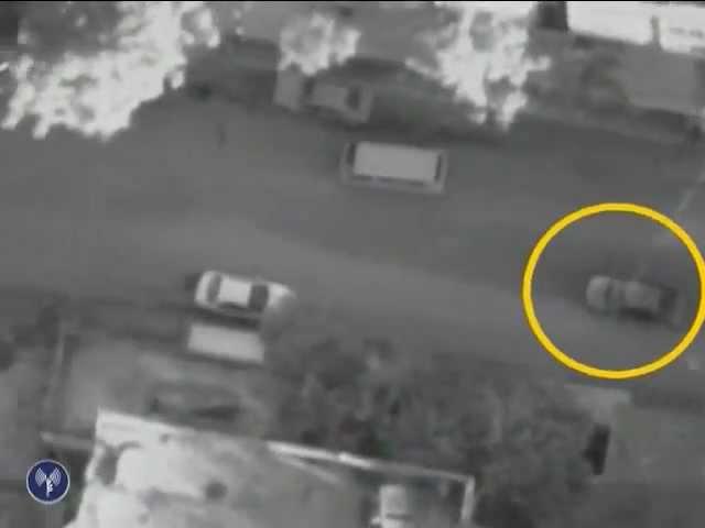 عملية اغتيال قائد القسام أحمد الجعبري