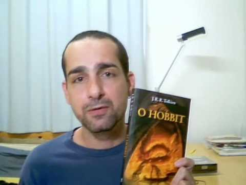 [Video-resenha} O Hobbit - J. R. R. Tolkien