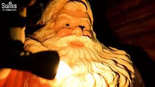 クリスマスマーケット in モントルー!レマン湖の絶景もステキ!2018.11.24【スイス情報.com】
