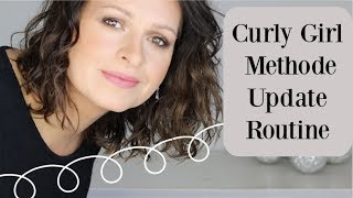 Curly Girl Methode UPDATE meiner Routine I Produkte I Mamacobeauty