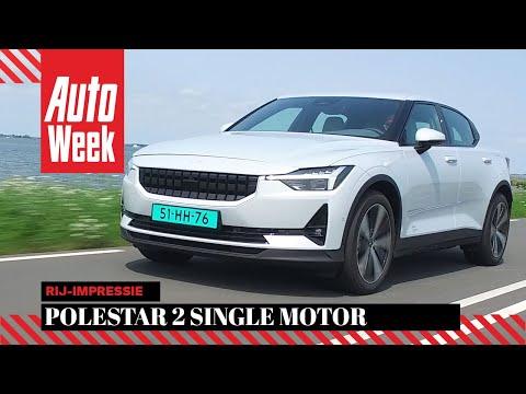 Polestar 2 Single Motor - AutoWeek Review - English subtitles