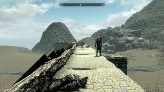 Skyrim Helm's Deep