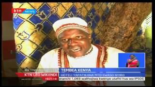 KTN Leo Wikendi: Tembea Kenya; likizo juu ya mti katika eneo ya Osim-Country Lodge barabara ya Narok