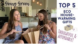 Best eco-friendly housewarming gift ideas | Thoughtful, sustainable & affordable | & Why buy local?!