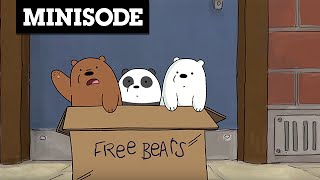 Minisode - Potty Time | We Bare Bears | Cartoon Network