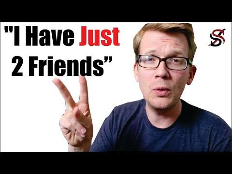 Waarom intelligente mensen minder vrienden hebben