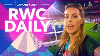 RUGBY WORLD CUP DAILY