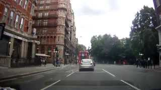 preview picture of video 'Driving in London - Camden Town to London Bridge'