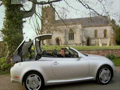 Lexus SC430 (Top Gear) HQ