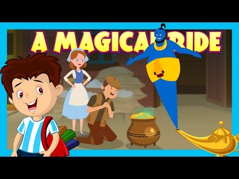 Download A Magical Ride || Bedtime Stories For Kids - Moral To Learn For Kids || KIDS HUT STORIES HD Mp4 3GP Video and MP3