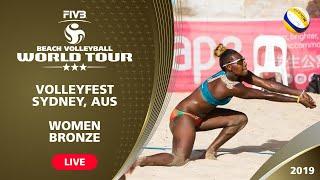Sydney 3-Star 2019 - Women Bronze - Beach Volleyball World Tour