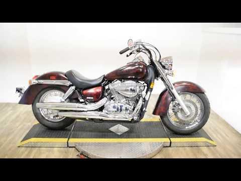 2008 Honda Shadow Aero® in Wauconda, Illinois