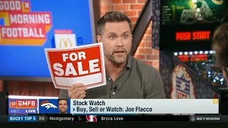 Stock Watch : Joe Flacco, Antonio Brown, & Cardinals