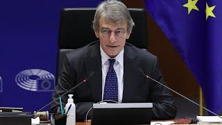 video: European Parliament ratifies Brexit trade deal by huge majority