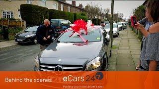 Daniel bought a Mercedes A-Class