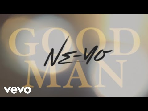 Ne Yo Good Man Lyric Video