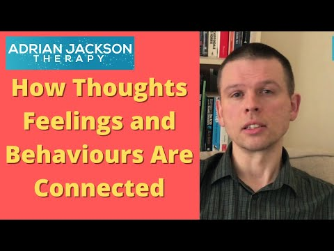 How Thoughts Feelings & Behaviours Are Connected