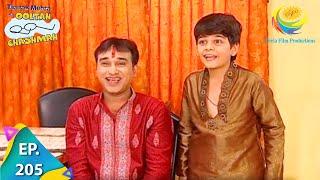 Taarak Mehta Ka Ooltah Chashmah - Episode 205 - Full Episode