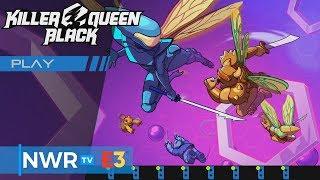 10 Minutes of Killer Queen Black - Direct Feed (Nintendo Switch) - dooclip.me