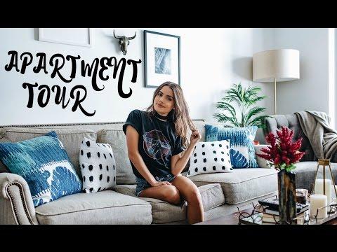 NYC Apartment Tour 2016 | TessChristine