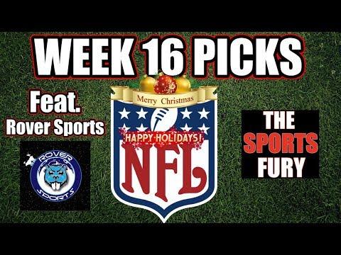 NFL Week 16 Picks
