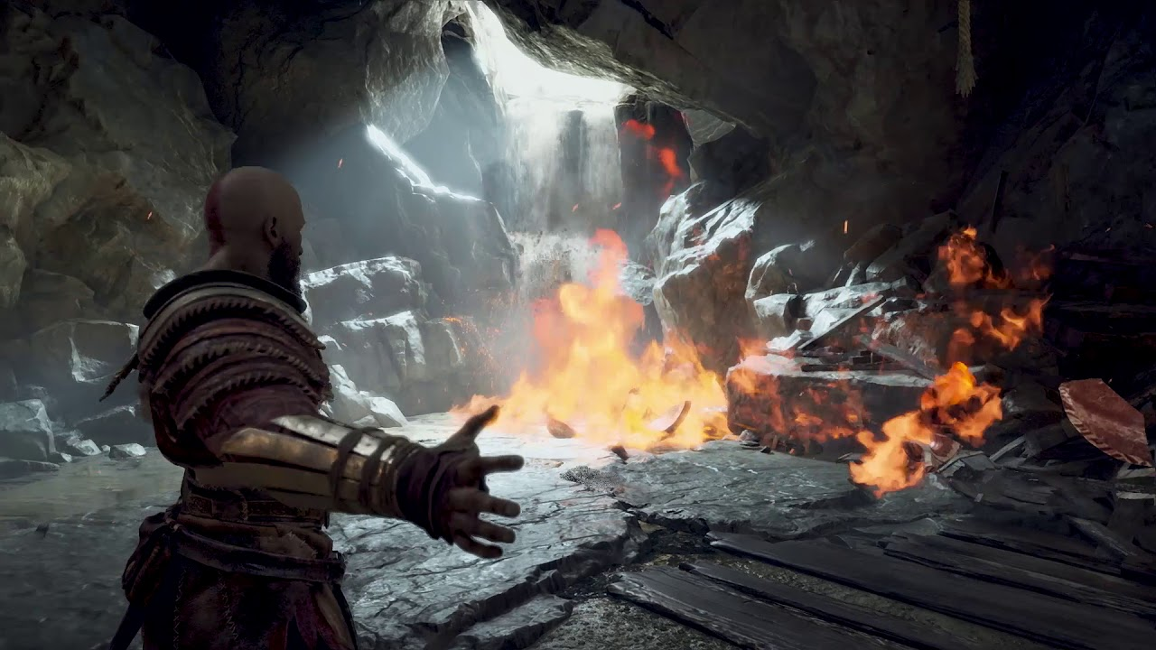 God of War: Dentro del Tráiler de Paris Games Week