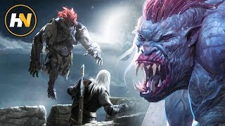 The Witcher Lore - Striga Monster and Curse Explained