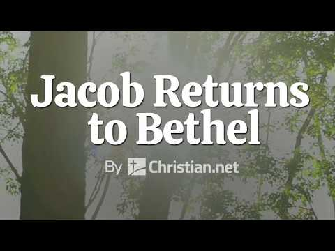 Genesis 35: Jacob Returns to Bethel | Bible Story (2020)