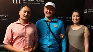 Необыкновенное путешествие Астана-Париж. Кенжегул Сейтжан, Бахтияр Базарбеков