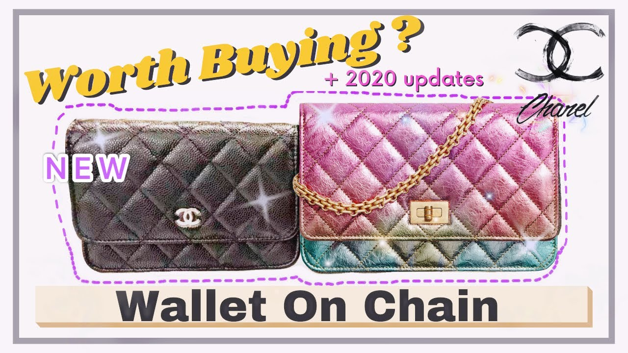 CHANEL Wallet On Chain Review + 2020 Update | My First Luxury