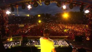 Tomorrowland 2013 - Axwell - Don't You Worry Child - Swedish House Mafia - live HD