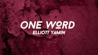 One Word - Elliott Yamin