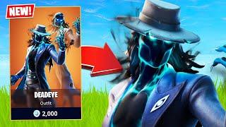 *NEW* Legendary DEADEYE Skin! (Fortnite Battle Royale)