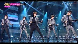 B1A4 - Lonely, 비원에이포 - 없구나, Music Core 20140208