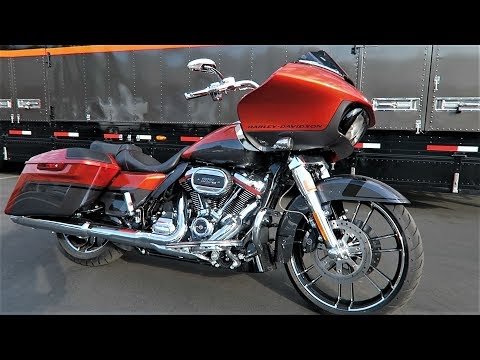 2018 CVO Road Glide Harley-Davidson (FLTRXSE)│ Detailed Review w/ Riding footage