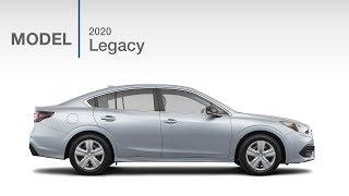 Video 3 of Product Subaru Legacy Sedan & Outback Wagon (7th Gen)
