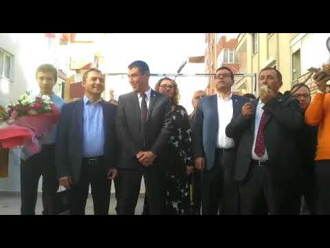Şahin: Büyükşehir'e bayrağımızı dikeceğiz