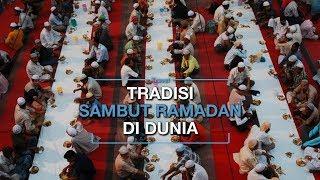 6 Tradisi Unik Sambut Bulan Ramadan di Berbagai Negara, Dari Nyalakan Meriam hingga Begadang Bersama