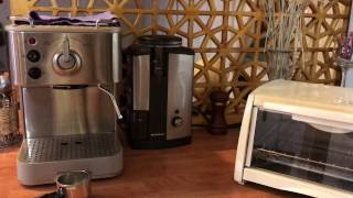 How to make an Espresso with Gastroback 42606