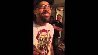 Method Man And Redman Freestyle 2015