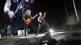 Metallica: A Look at James & Kirk