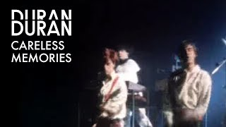 Duran Duran - Careless Memories (Official Music Video)