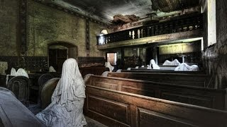ABANDONED  ANCIENT roman church VIRUS OUTBREAK