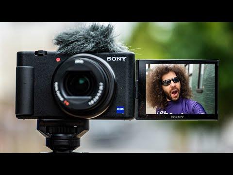 External Review Video P6lg7TGNBPU for Sony ZV-1 Vlog Compact Camera