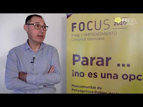 Entrevista expres a Miguel Moliner en Focus Pyme en Vistabella[;;;][;;;]