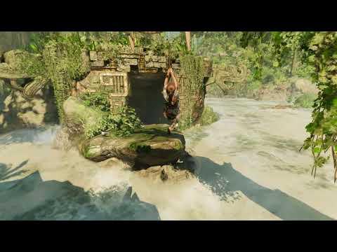 Acrobatic Traversal & Brutal Traps de Shadow of the Tomb Raider