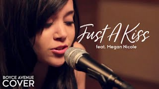 Lady Antebellum - Just A Kiss (Boyce Avenue feat. Megan Nicole acoustic cover) on iTunes