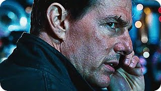 JACK REACHER 2 NEVER GO BACK Trailer 2016 Tom Cruise Action Movie