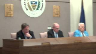 preview picture of video 'Butler County Salary Board Meeting 11 19 14'
