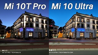 Xiaomi Mi 10T Pro 5G vs Xiaomi Mi 10 Ultra Camera Comparison A Big Difference?